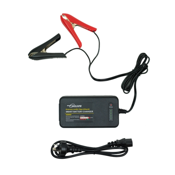 Neuton Power 12V 4A Lead Acid Battery Charger