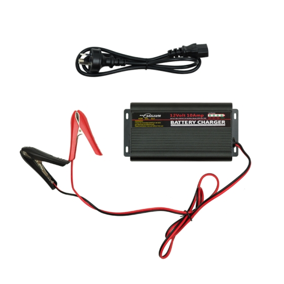 Neuton Power 12V 10A Lead Acid Battery Charger