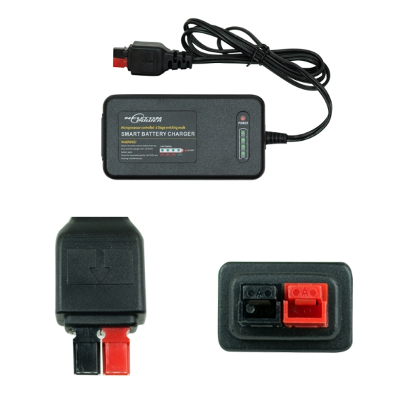 Neuton Power 12V 4A Lithium Charger With MC Plug