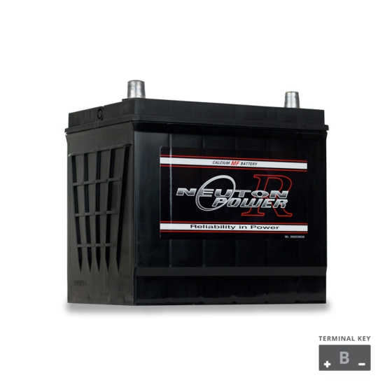 Neuton Power 55D23R Maintenance Free Automotive Battery