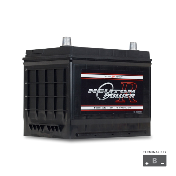 Neuton Power N50 Maintenance Free Automotive Battery