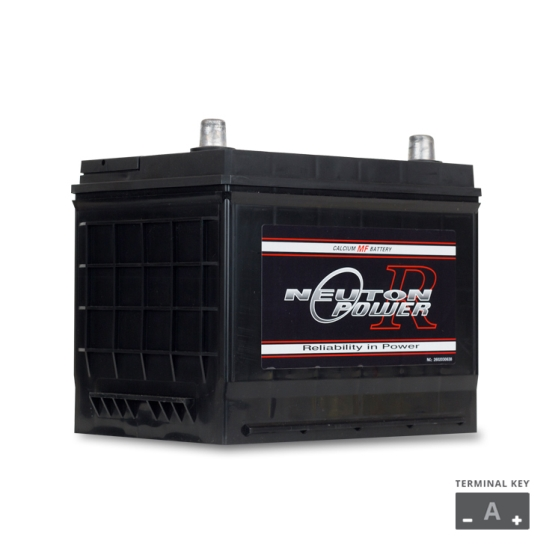 Neuton Power N50L Maintenance Free Automotive Battery
