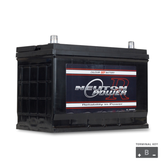 Neuton Power N70 Maintenance Free Automotive Battery