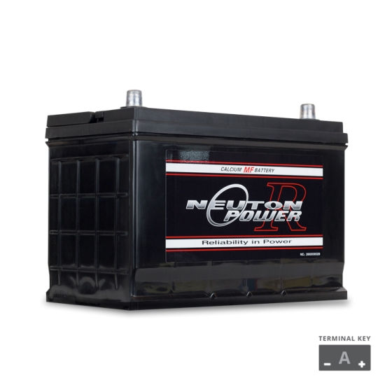 Neuton Power N70L Maintenance Free Automotive Battery