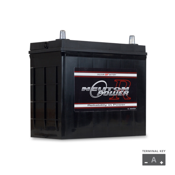 Neuton Power N60LS Maintenance Free Automotive Battery