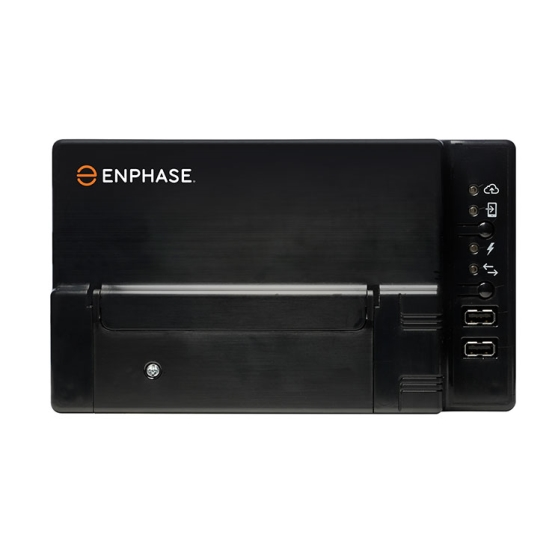 ENPHASE S METERED +DRM ENVOY
