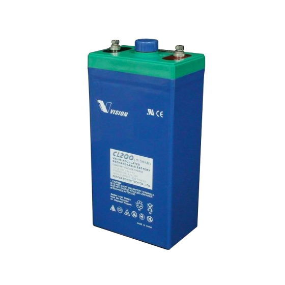 Vision CL Series 2V 200Ah VRLA Battery