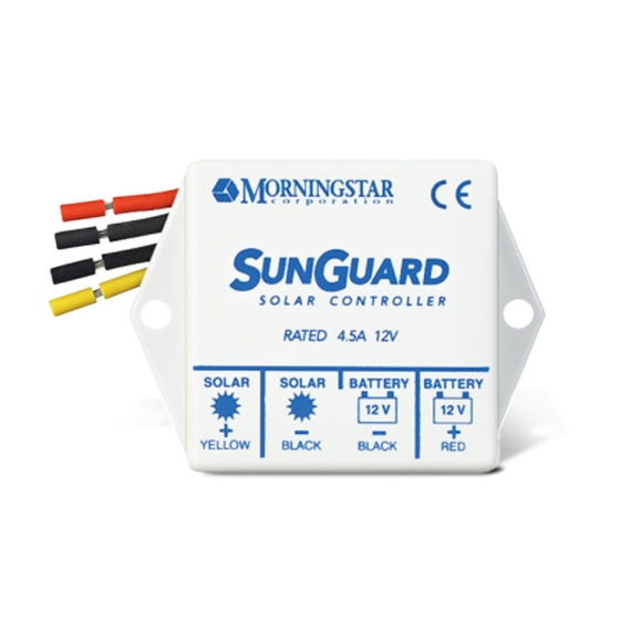 MORNINGSTAR SUNGUARD 12V 4A