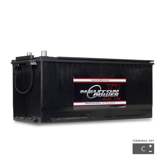 Neuton Power N150 Maintenance Free Commercial VRLA Battery