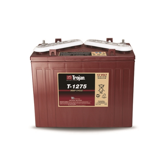 TROJAN T-1275 DEEP CYCLE FLOODED 12V 150AH BATTERY