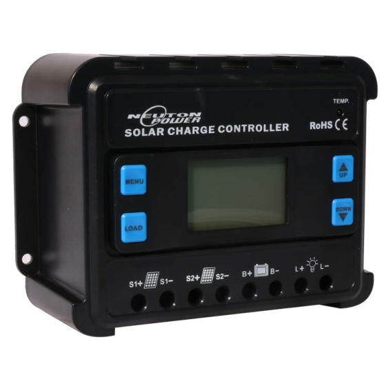 Neuton Power ENS 12/24V 20A Solar Charge Controller